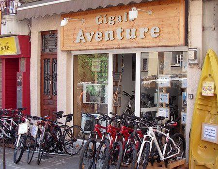 Cigale Aventure, destination nature
